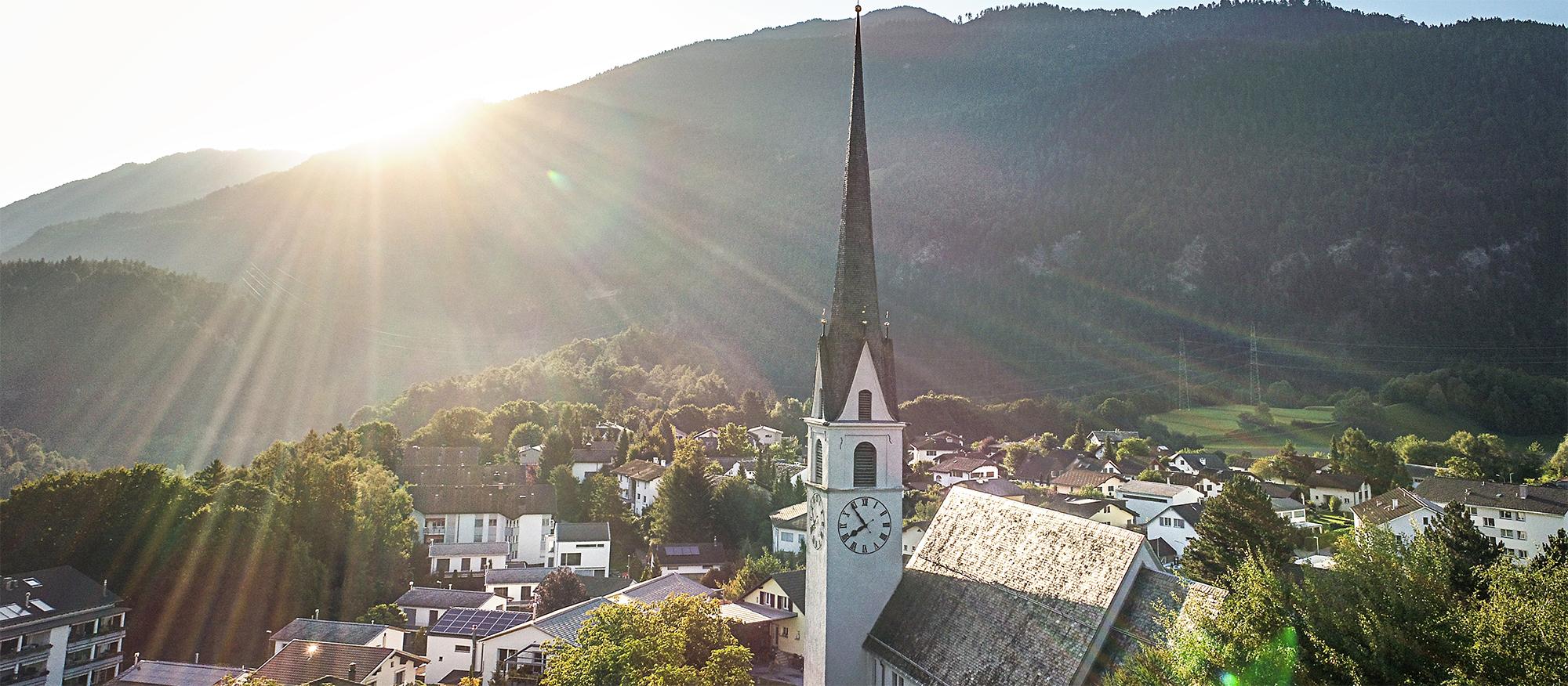 Kirche Bonaduz